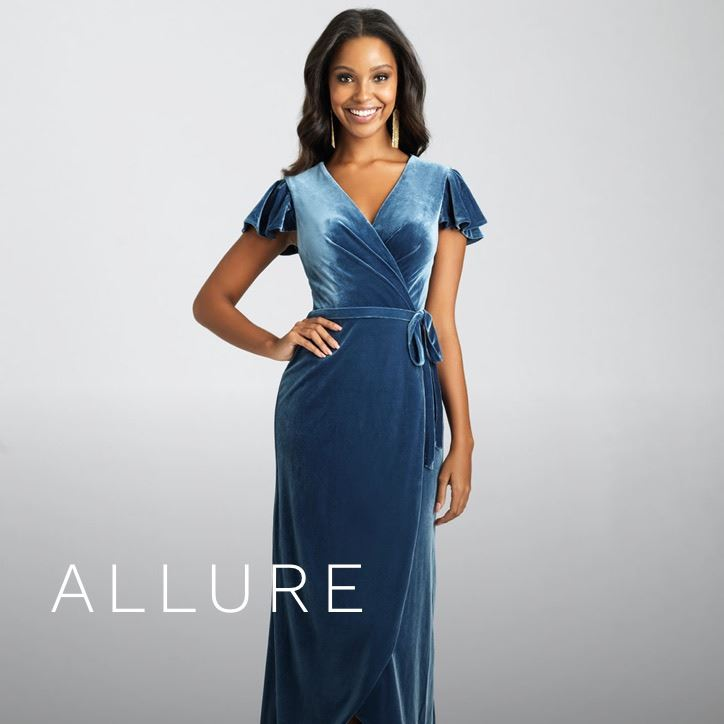 Allure Bridesmaids Dress