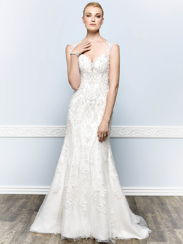 Bridal Clearance Kenneth Winston 1661 Image