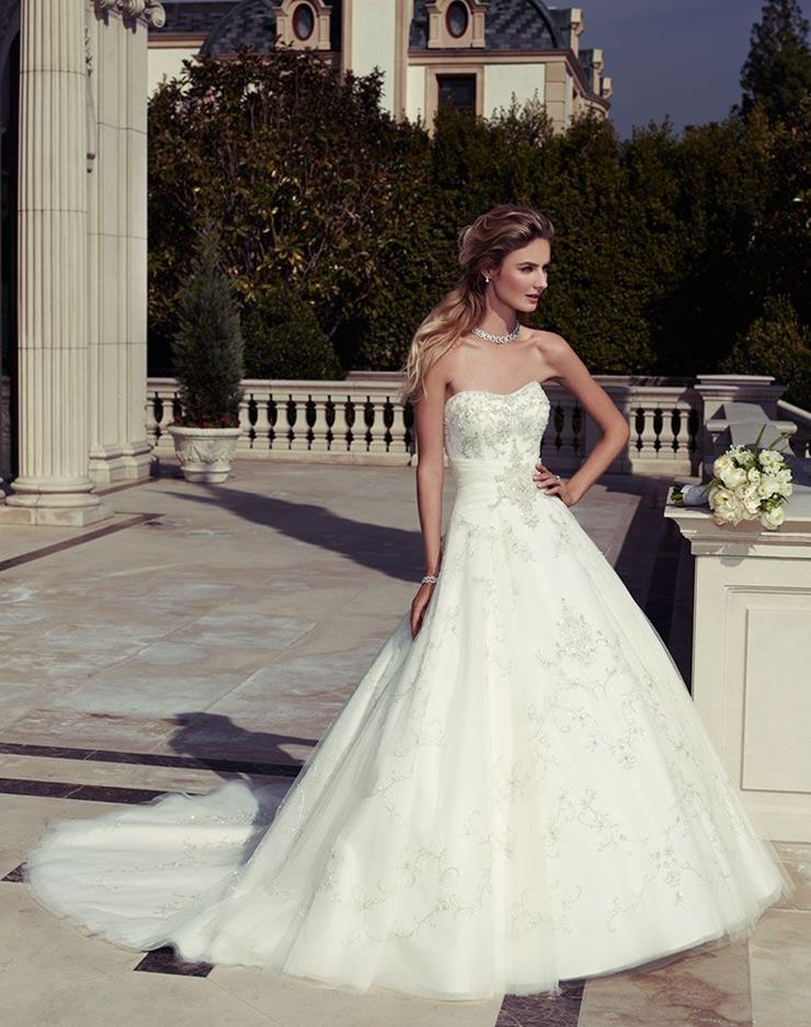 Bridal Clearance Casablanca 2098 Image