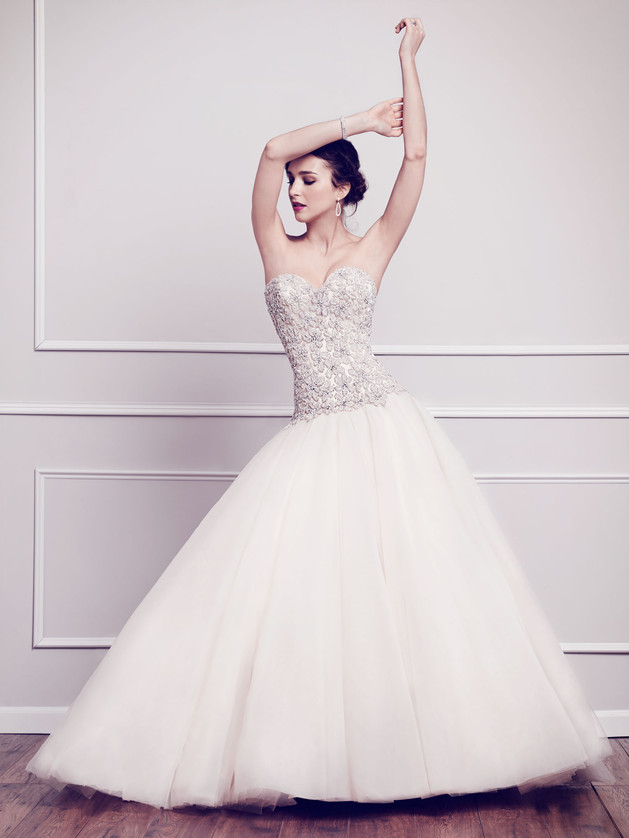 Bridal Clearance Kenneth Winston 1562 Image