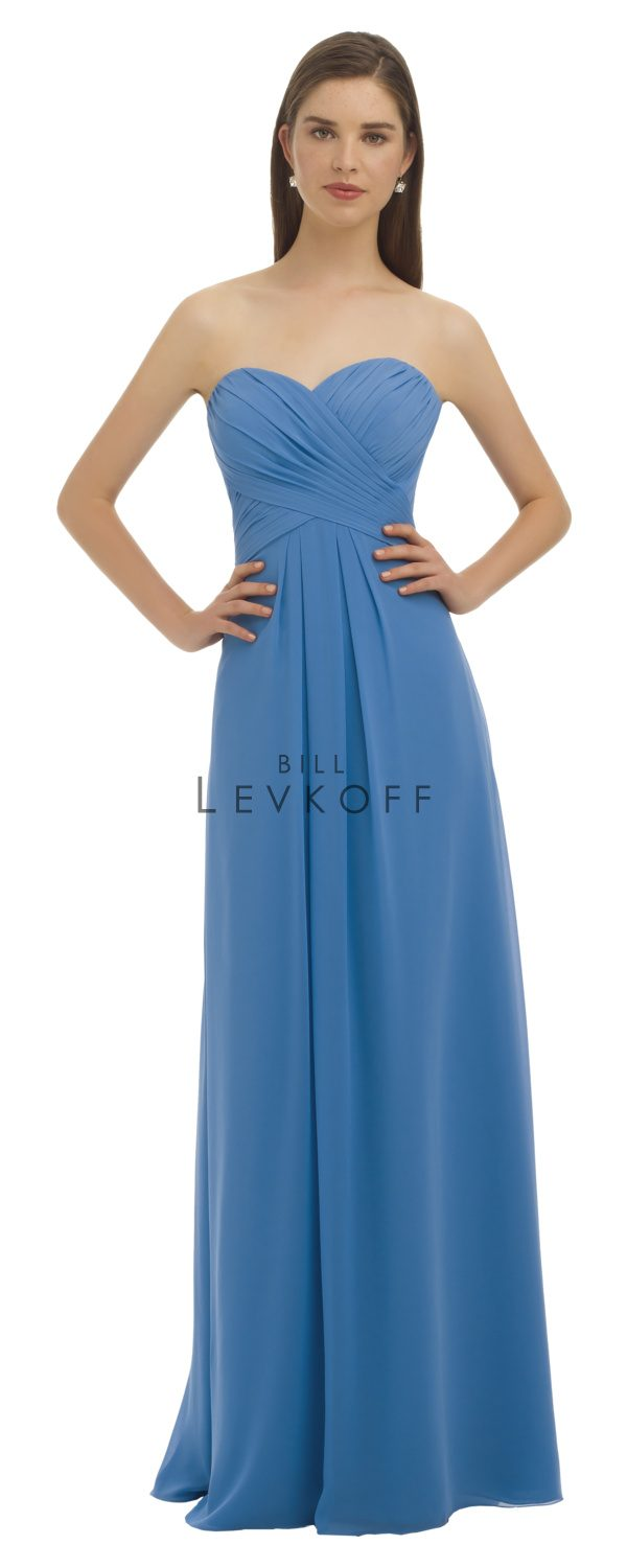 Bridesmaid Clearance Style #Bill Levkoff 329  Image