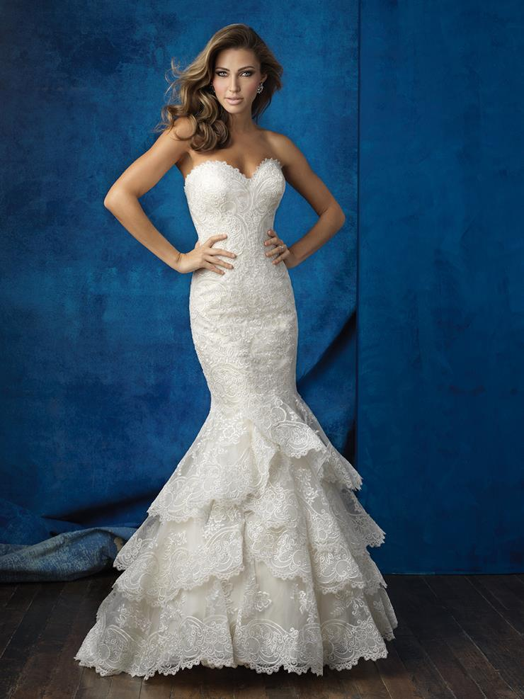 Bridal Clearance Allure 9358 Image